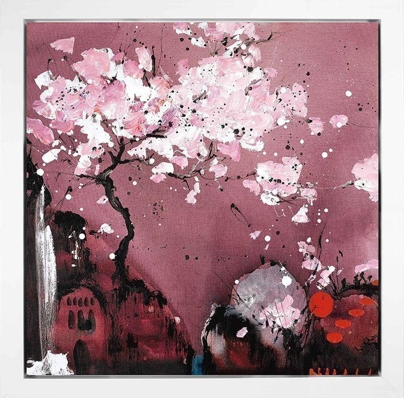 Painted Dreams II ~ Danielle O'Connor Akiyama