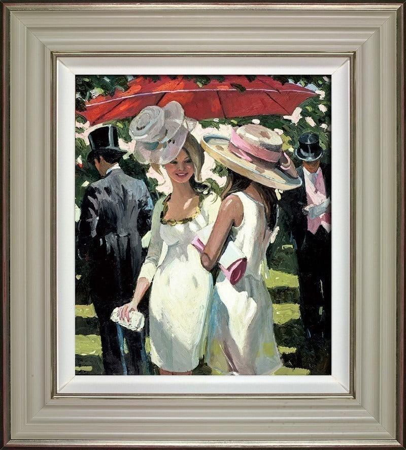 Glamorous Ladies Ascot ~ Sherree Valentine Daines