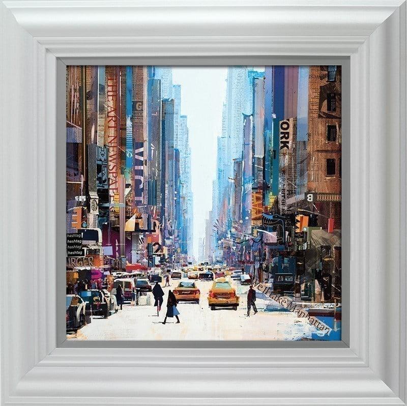 Taking Manhattan ~ Tom Butler