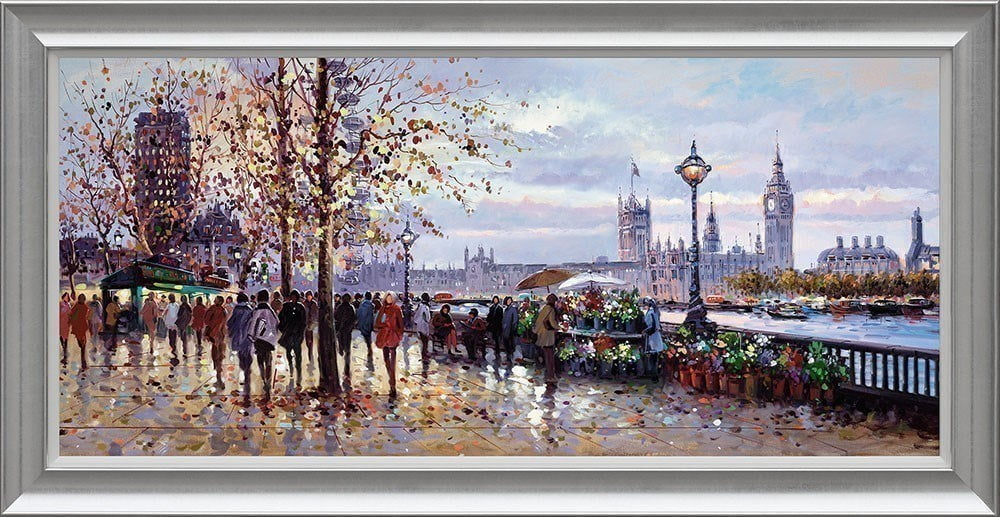 Lamplight, South Bank ~ Henderson Cisz