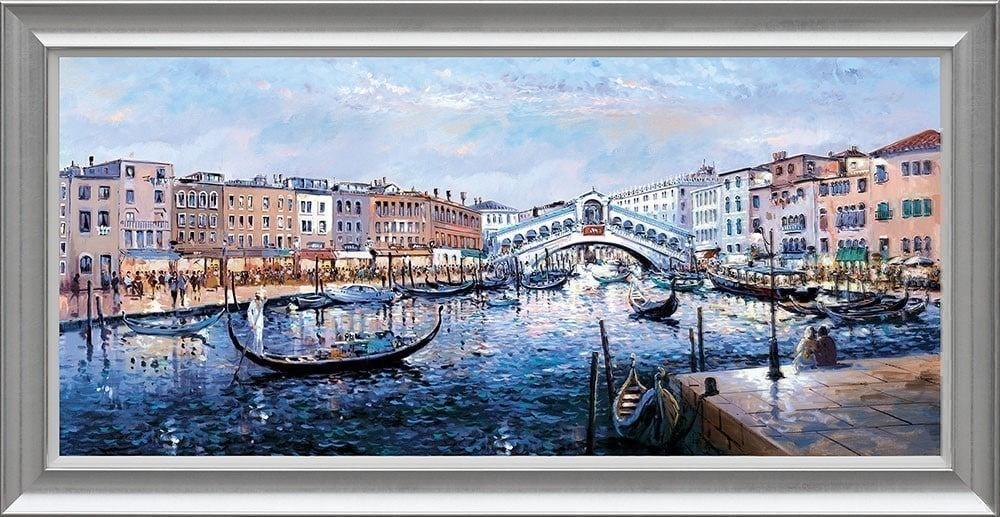 Twilight, Ponte Di Rialto ~ Henderson Cisz