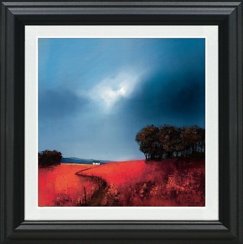 Crimson Fields of Home ~ Barry Hilton