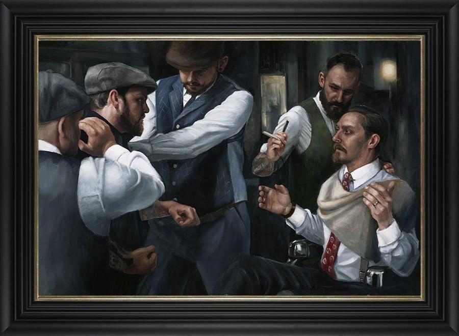 The Betrayal ~ Vincent Kamp