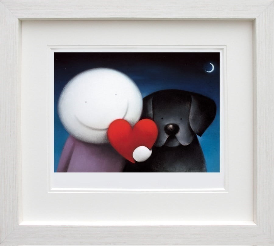 We Share Love ~ Doug Hyde
