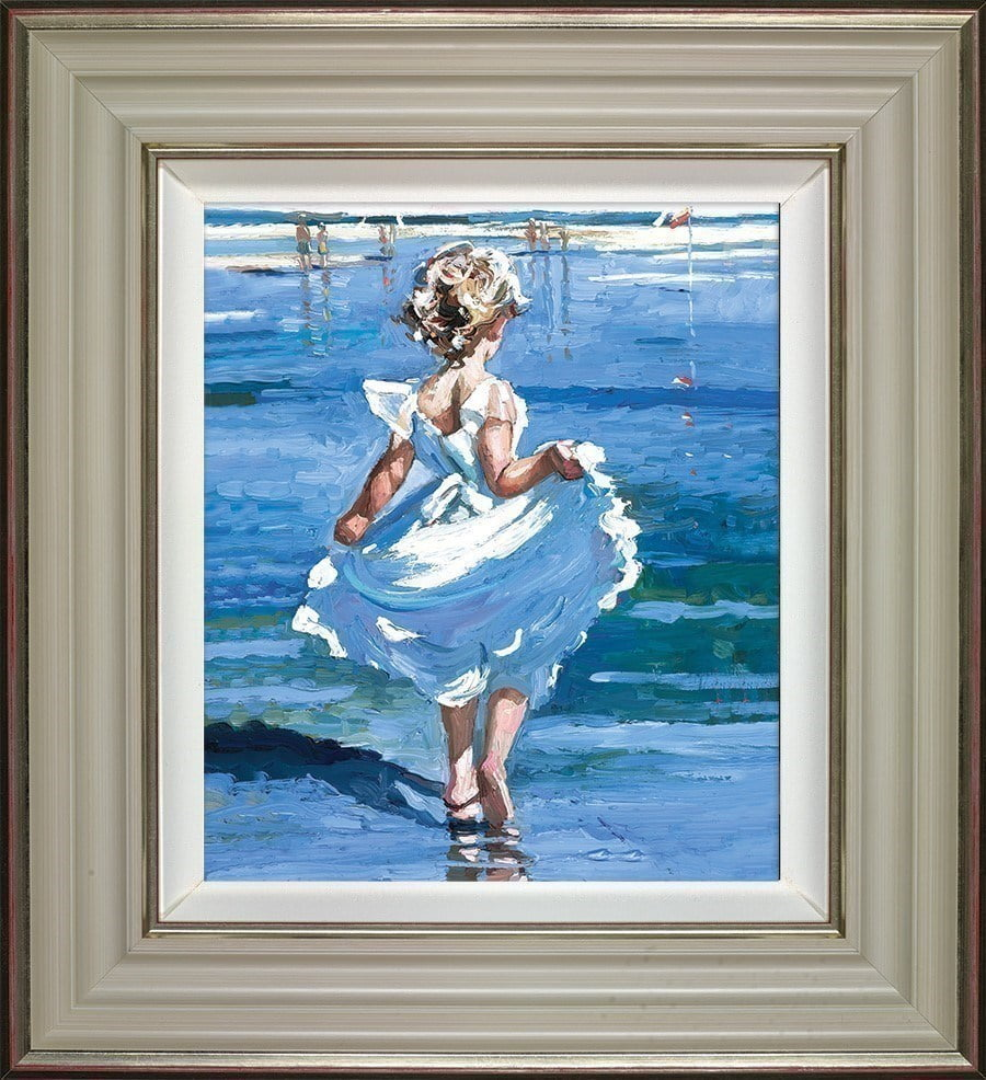 Walking in the Shallows ~ Sherree Valentine Daines