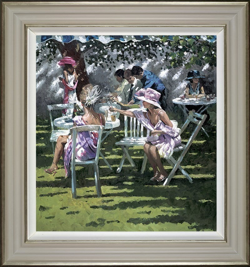 Champagne in the Shadows ~ Sherree Valentine Daines