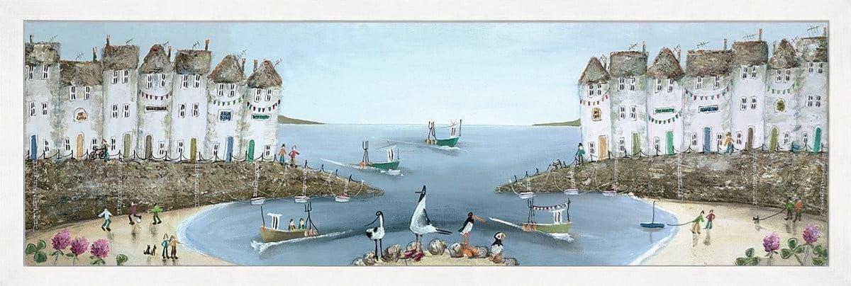As We Set Sail ~ Rebecca Lardner
