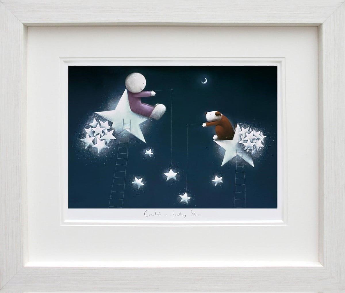 Catch a Falling Star ~ Doug Hyde