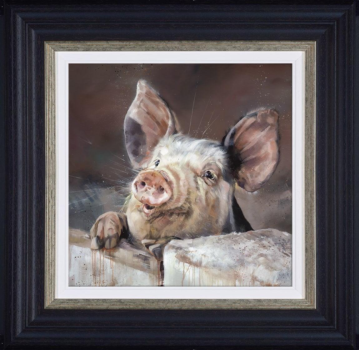 Pig Tale ~ Debbie Boon