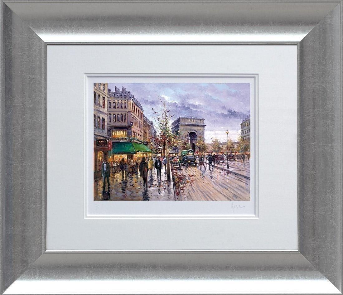 Postcard from Paris ~ Henderson Cisz