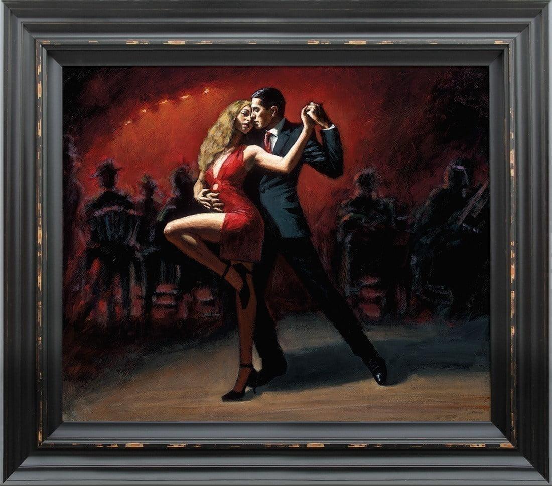 Tango en San Telmo ~ Fabian Perez