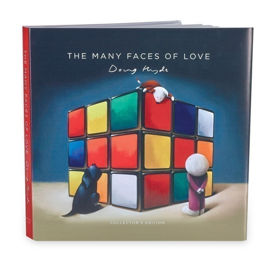 The Many Faces of Love ~ Doug Hyde