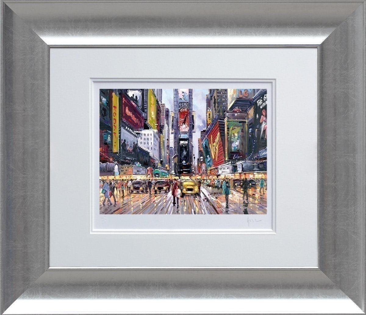 Times Square Tour ~ Henderson Cisz
