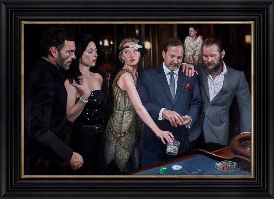 Diamond Roulette ~ Vincent Kamp