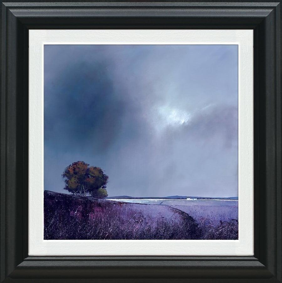 Lavender Skies ~ Barry Hilton