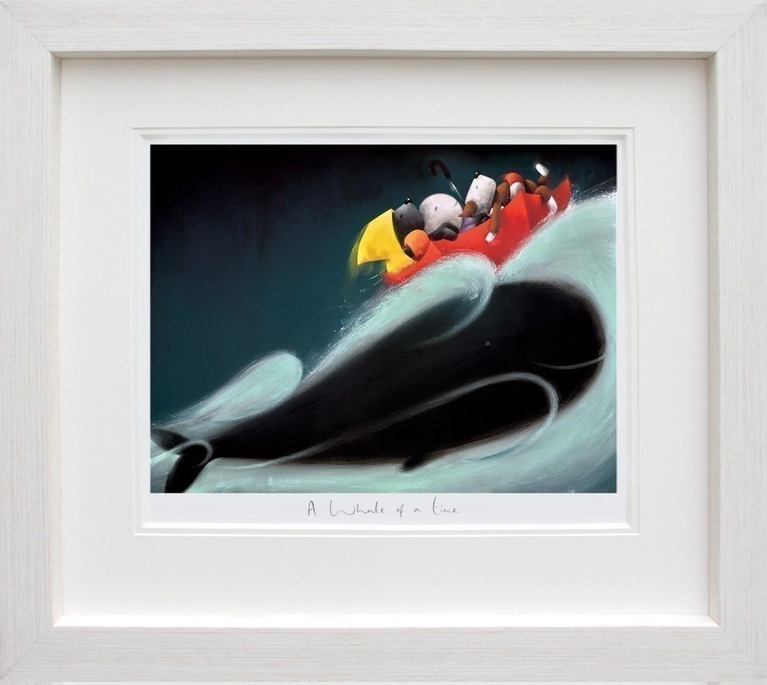A Whale of a Time ~ Doug Hyde