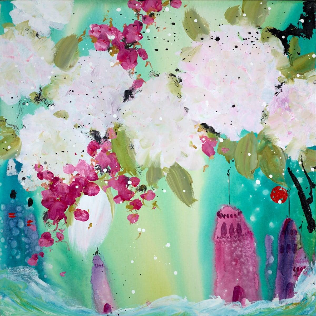 In the Arms of the Ocean ~ Danielle O'Connor Akiyama
