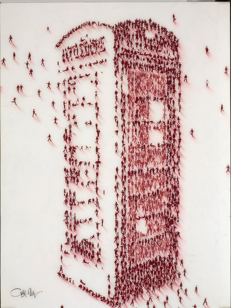 Phone Booth III ~ Craig Alan