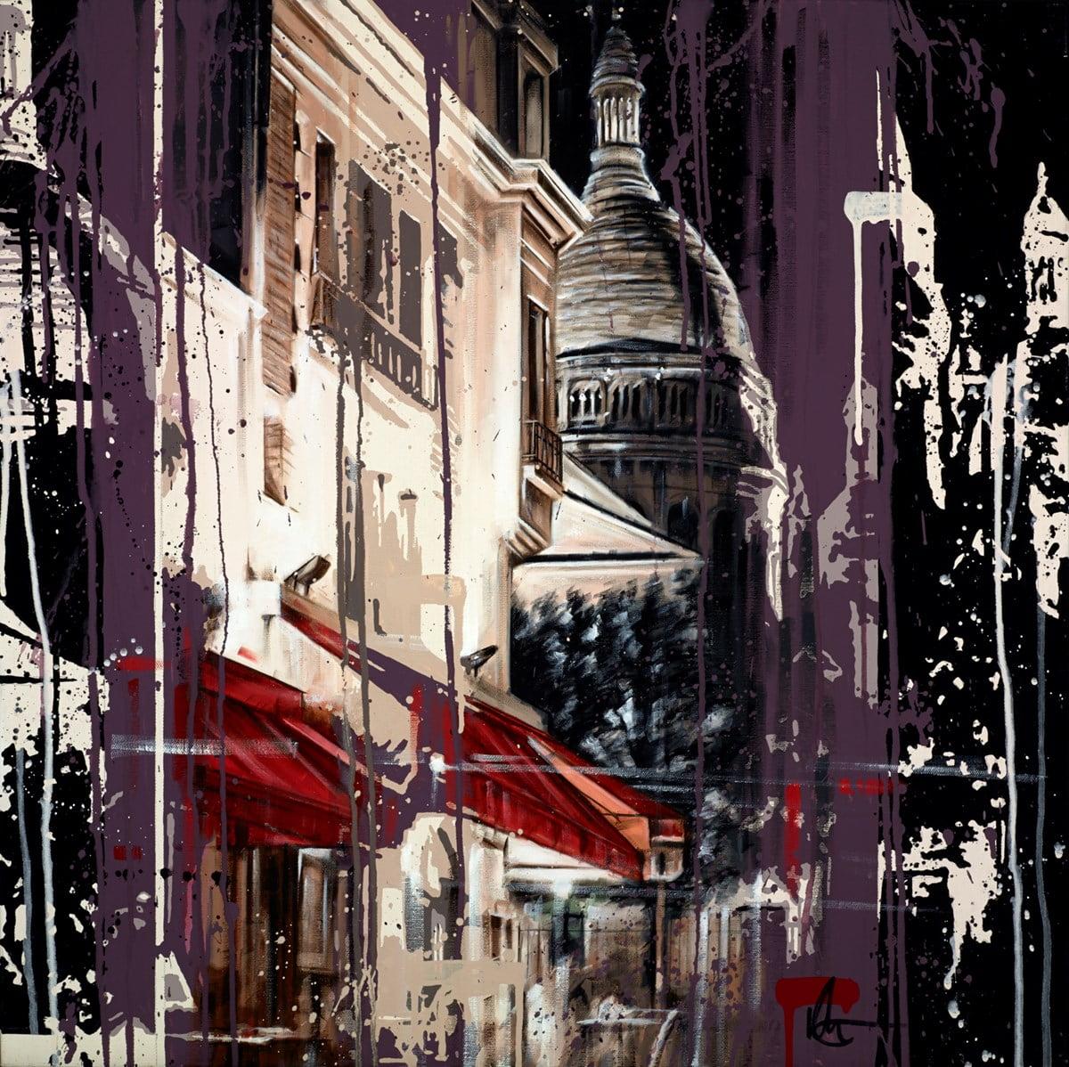 Sacre Coeur II ~ Kris Hardy