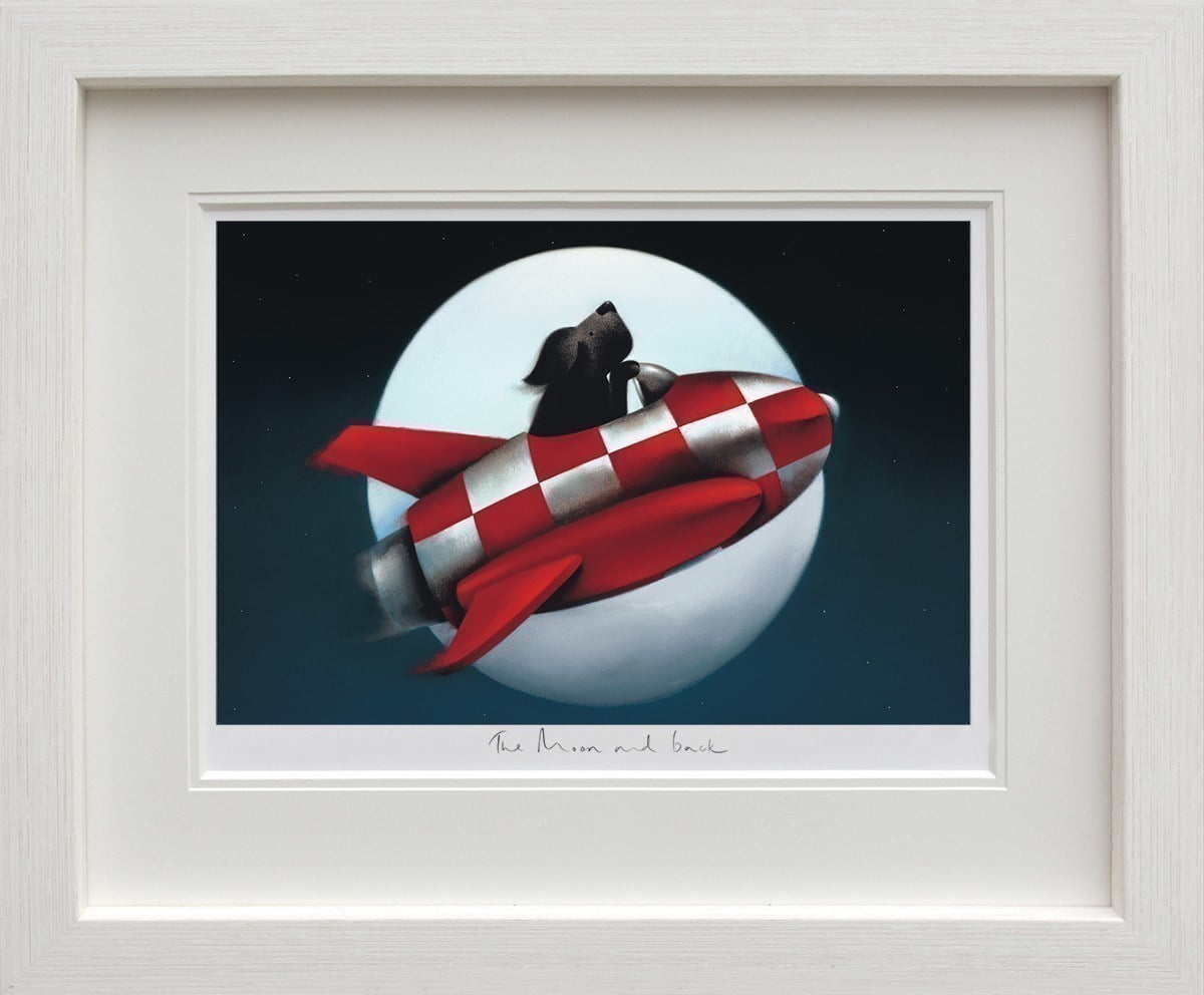 The Moon and Back ~ Doug Hyde