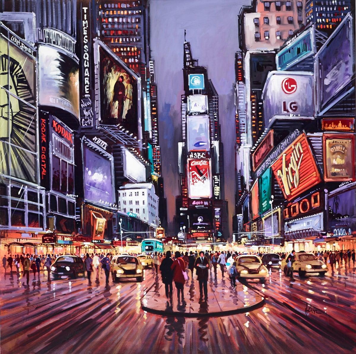 Time Square II ~ Henderson Cisz
