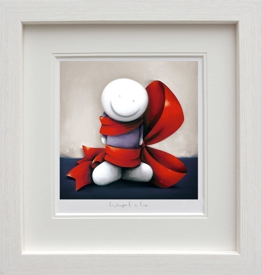 Wrapped in Love ~ Doug Hyde