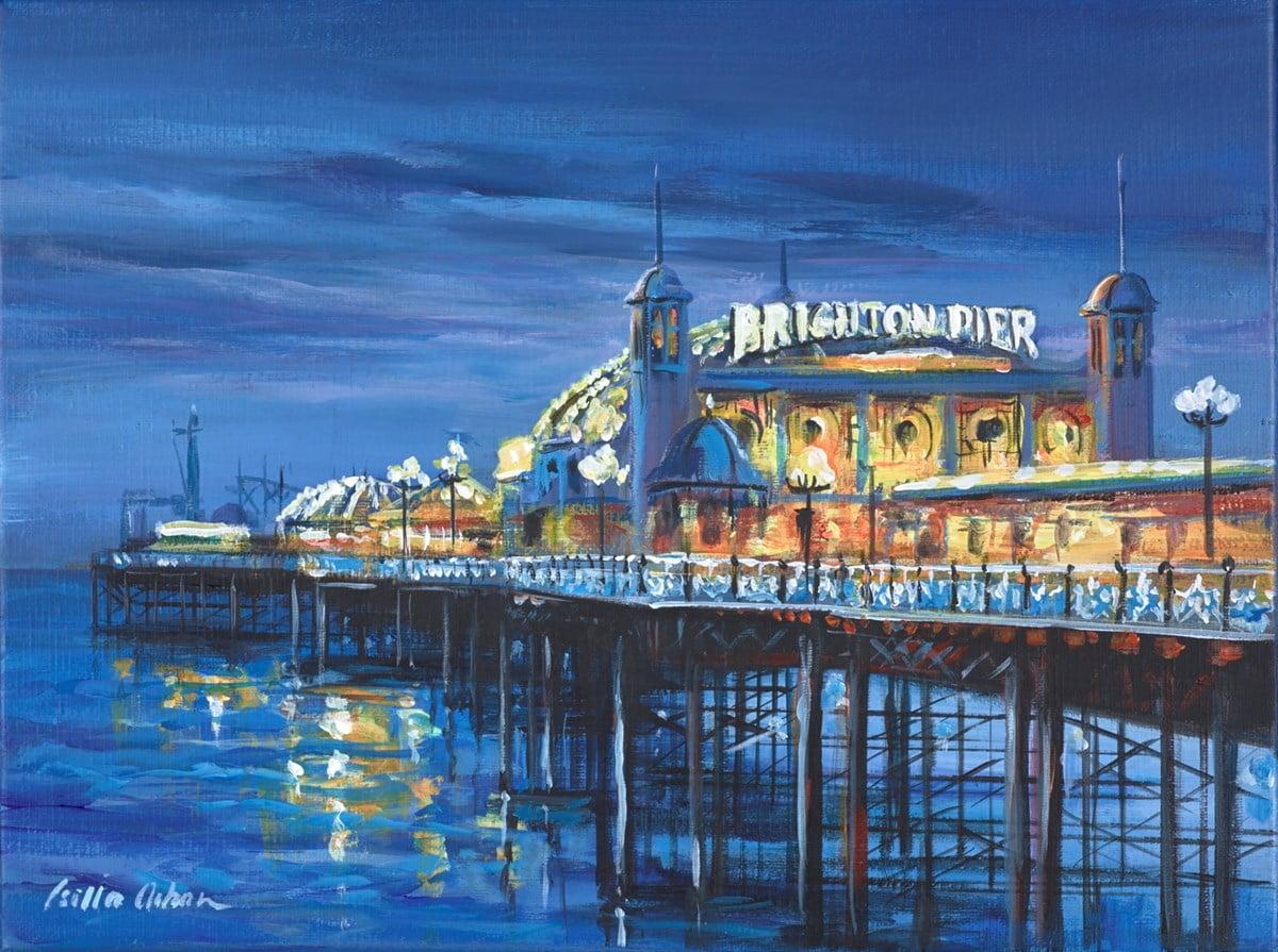 Brighton II ~ Csilla Orban