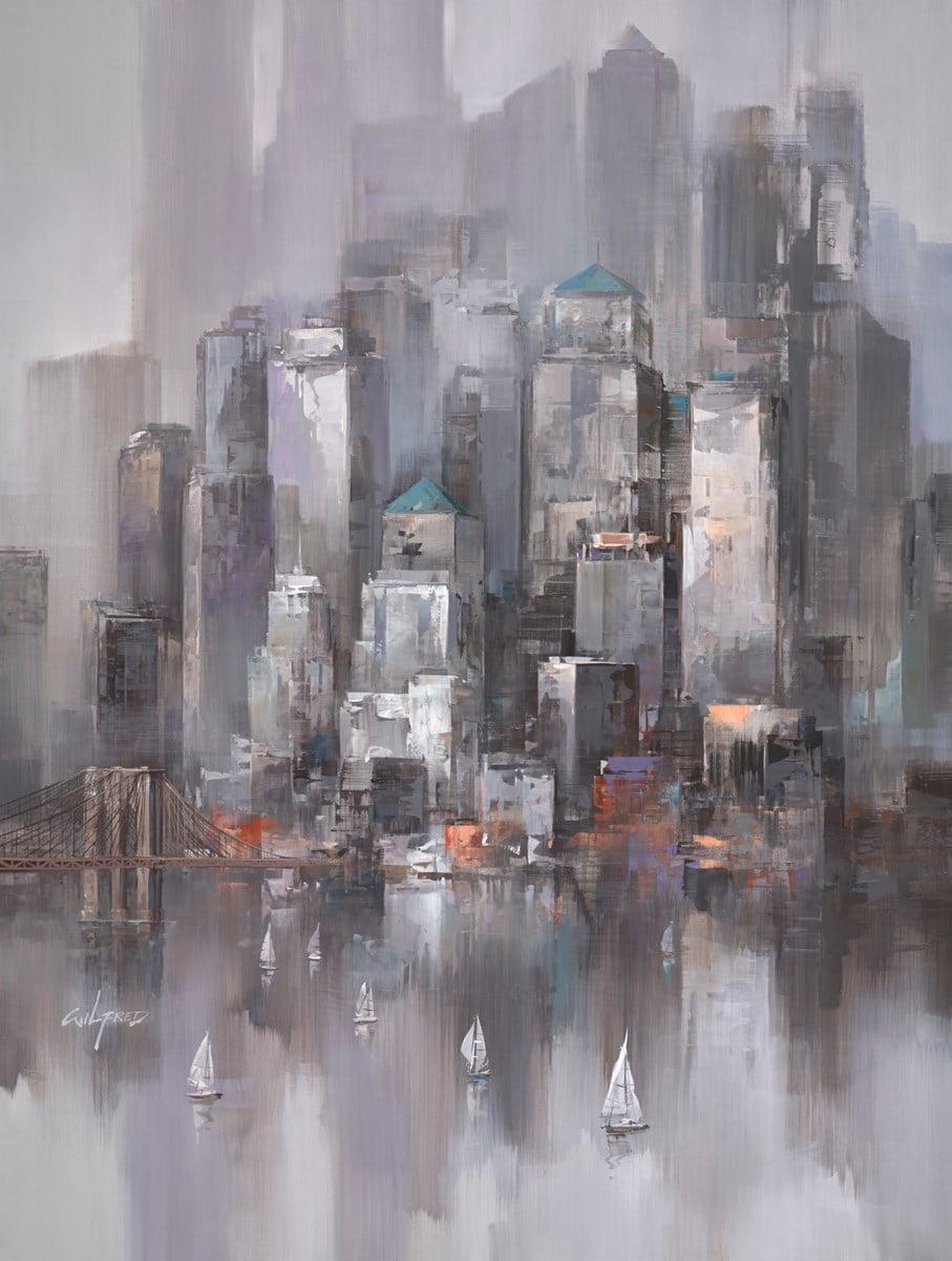 City Shadows IV ~ Wilfred