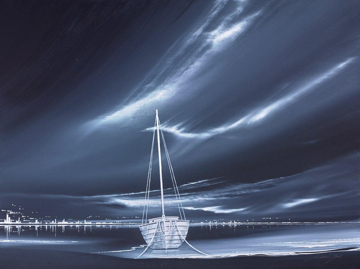 Graphite Boat II ~ Jonathan Shaw