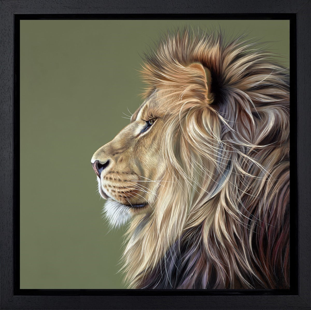 King of the Savannah ~ Darryn Eggleton