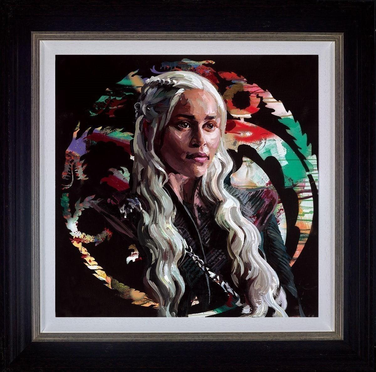 Mother of Dragons ~ Zinsky