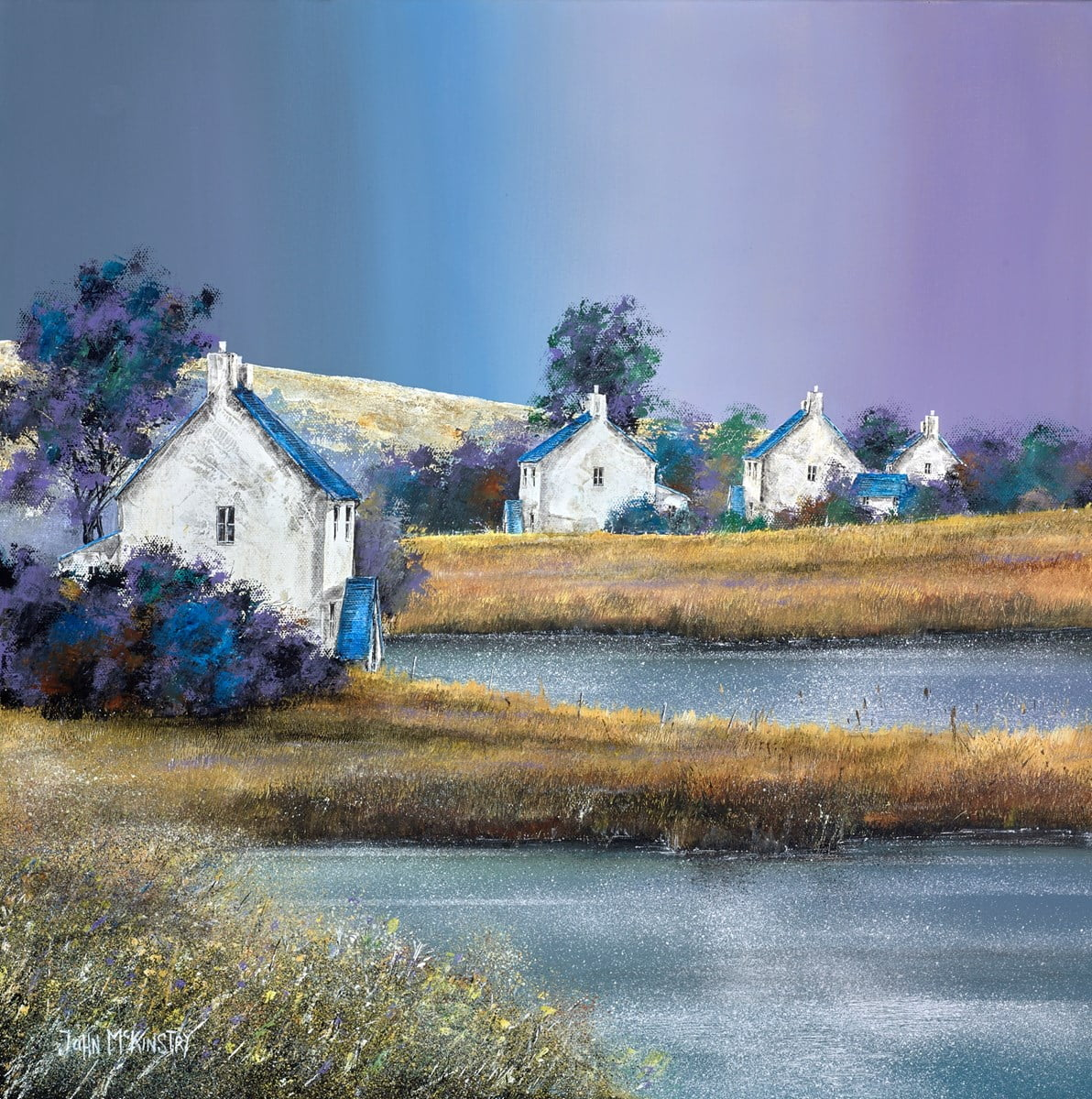 Still Water Cottage ~ John Mckinstry