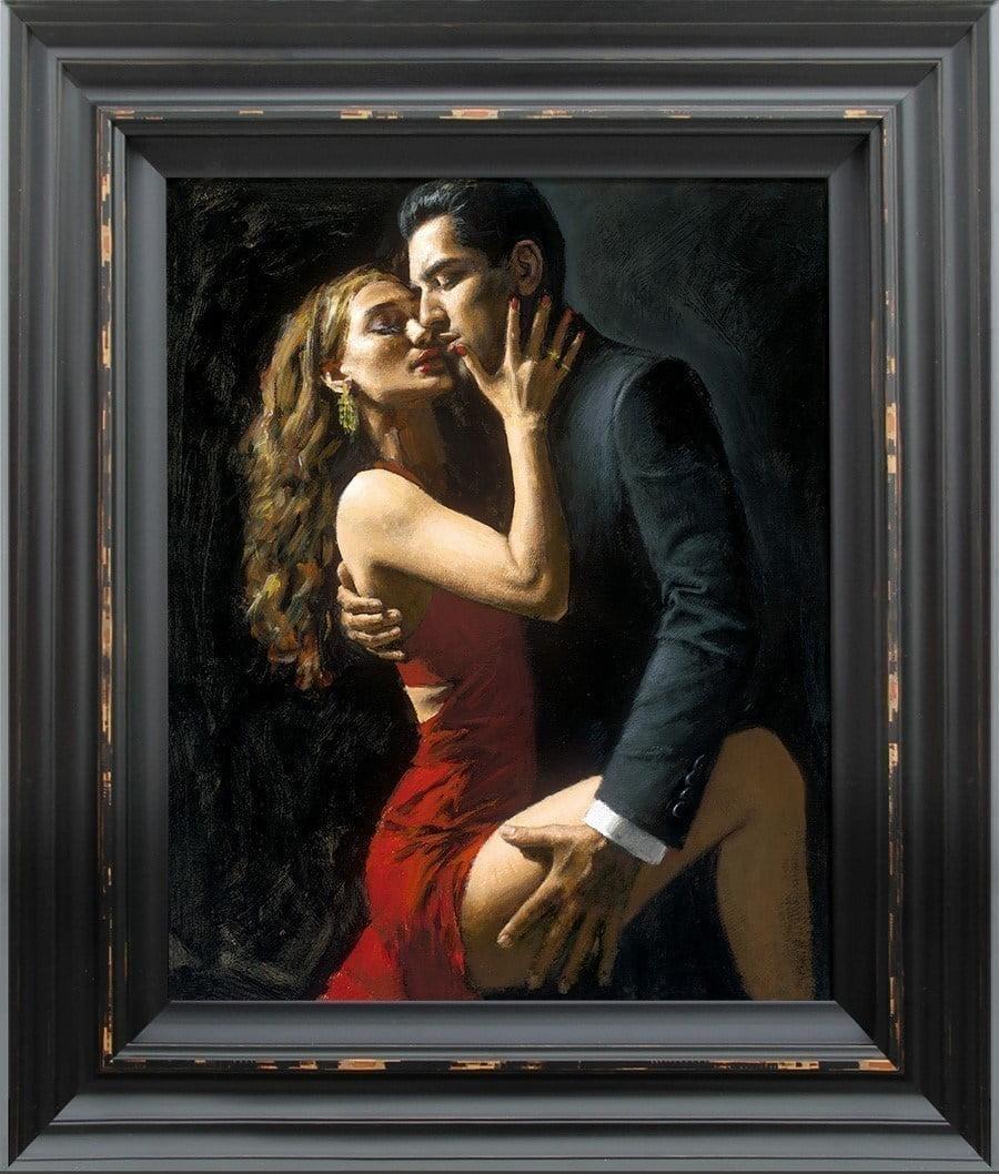 Tango en San Telmo III ~ Fabian Perez