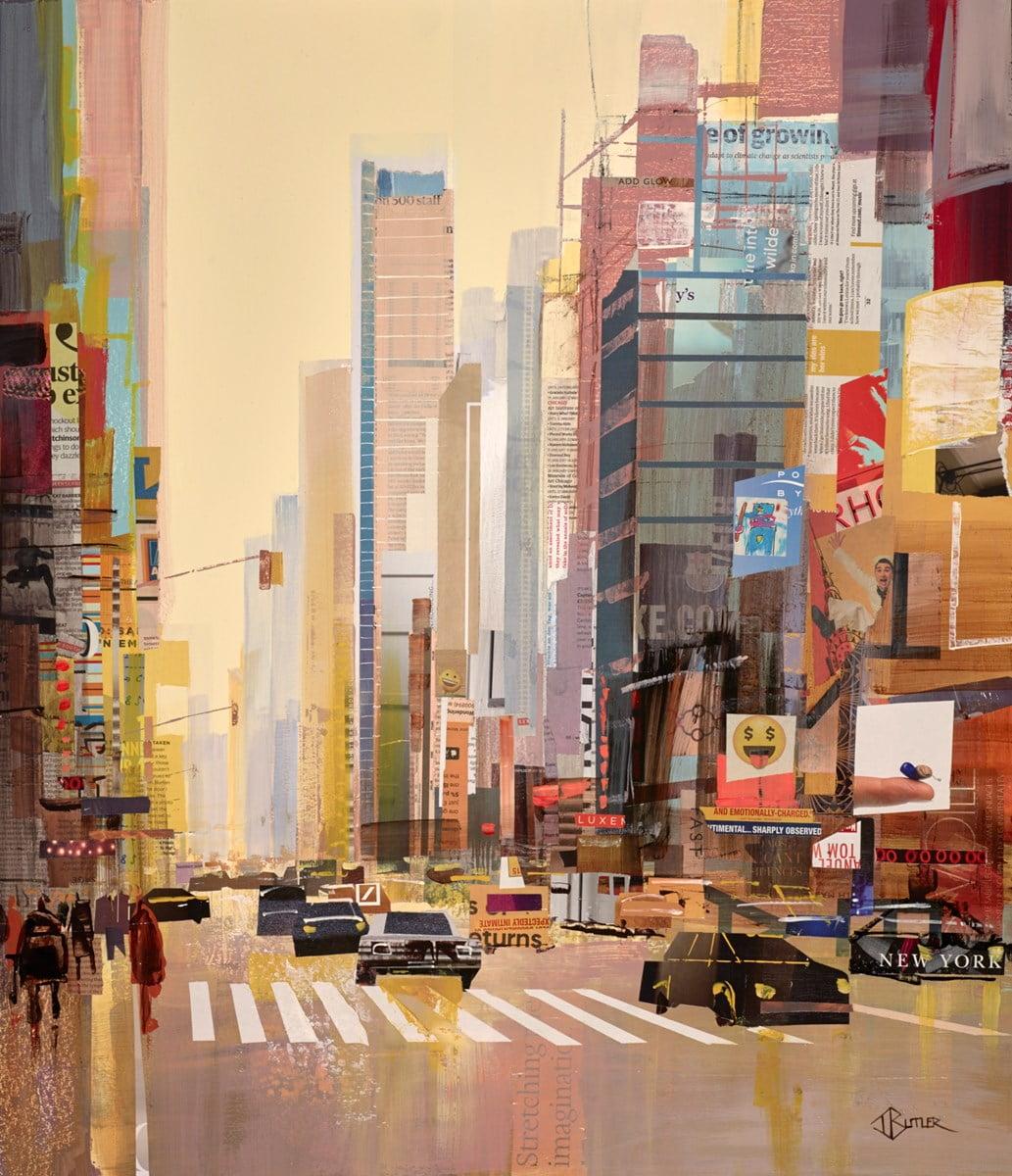 Street Vibes ~ Tom Butler