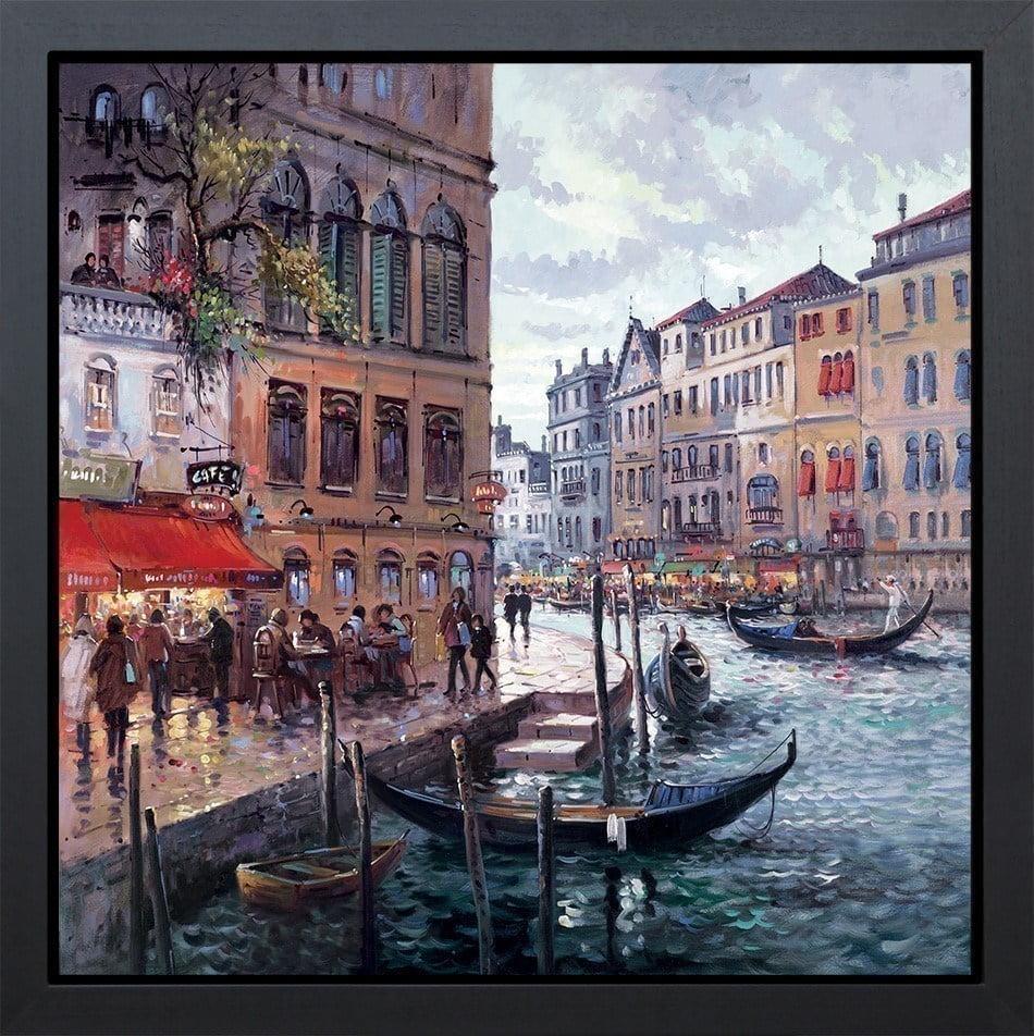 Dreaming Of Venice ~ Henderson Cisz