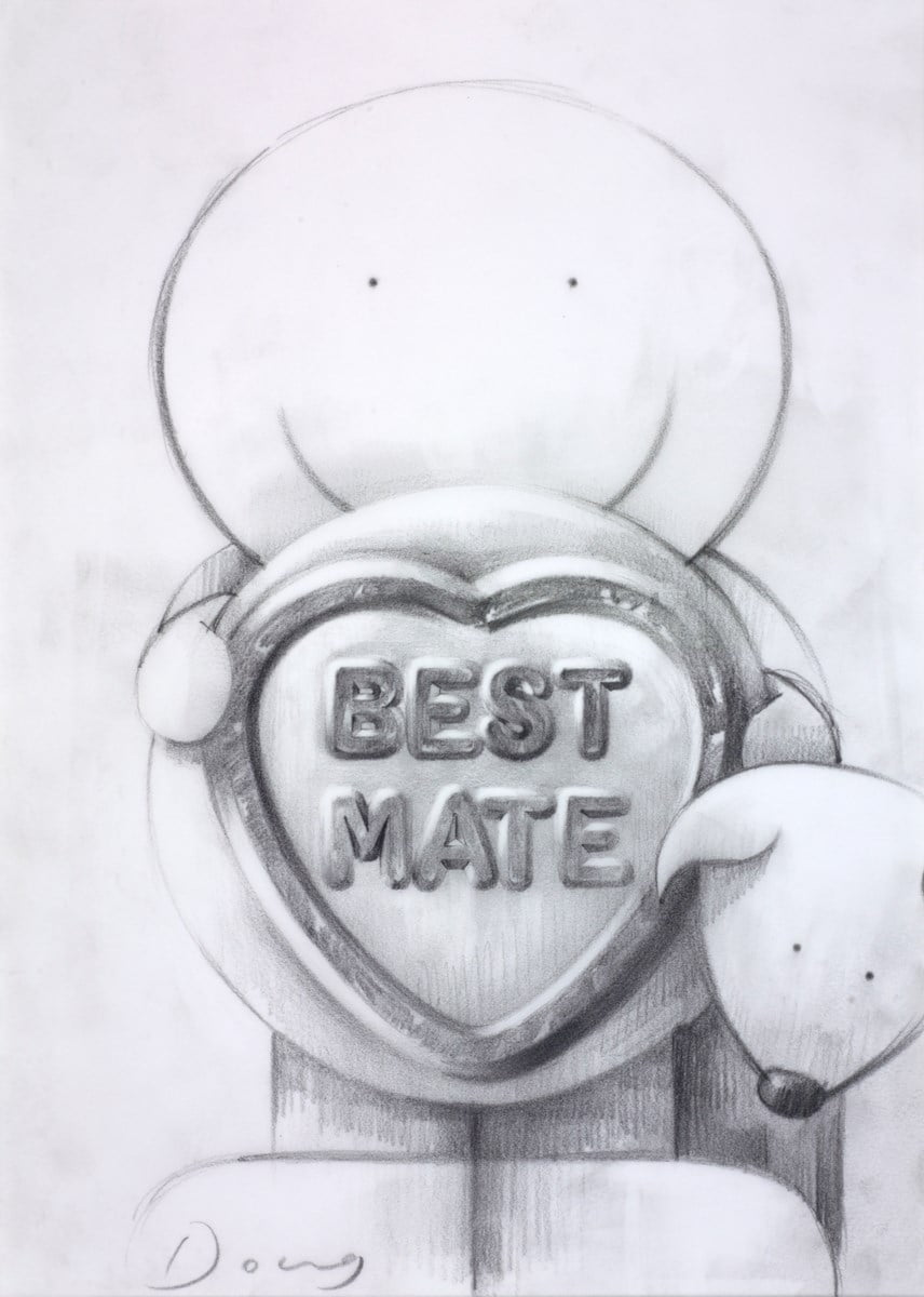 Best Mate IV ~ Doug Hyde