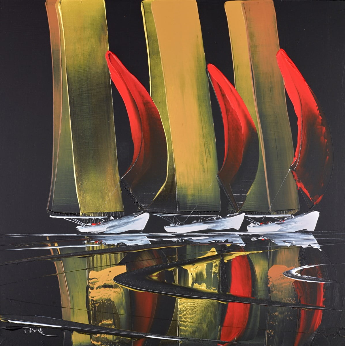 Midnight Jaunt ~ Duncan MacGregor