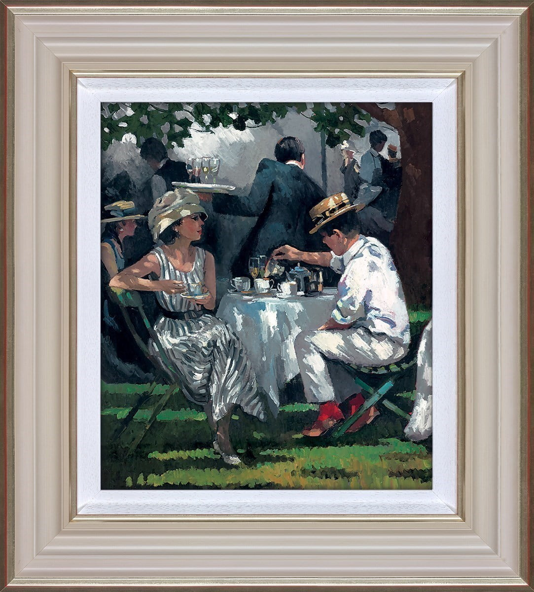 Afternoon Tea ~ Sherree Valentine Daines