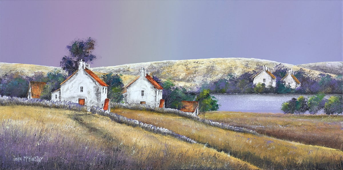 August River ~ John Mckinstry