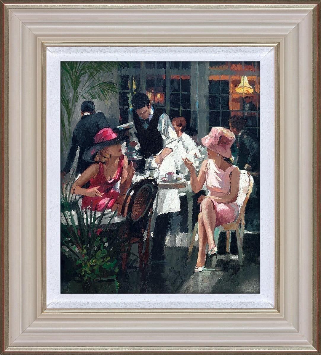 Cafe Royal ~ Sherree Valentine Daines
