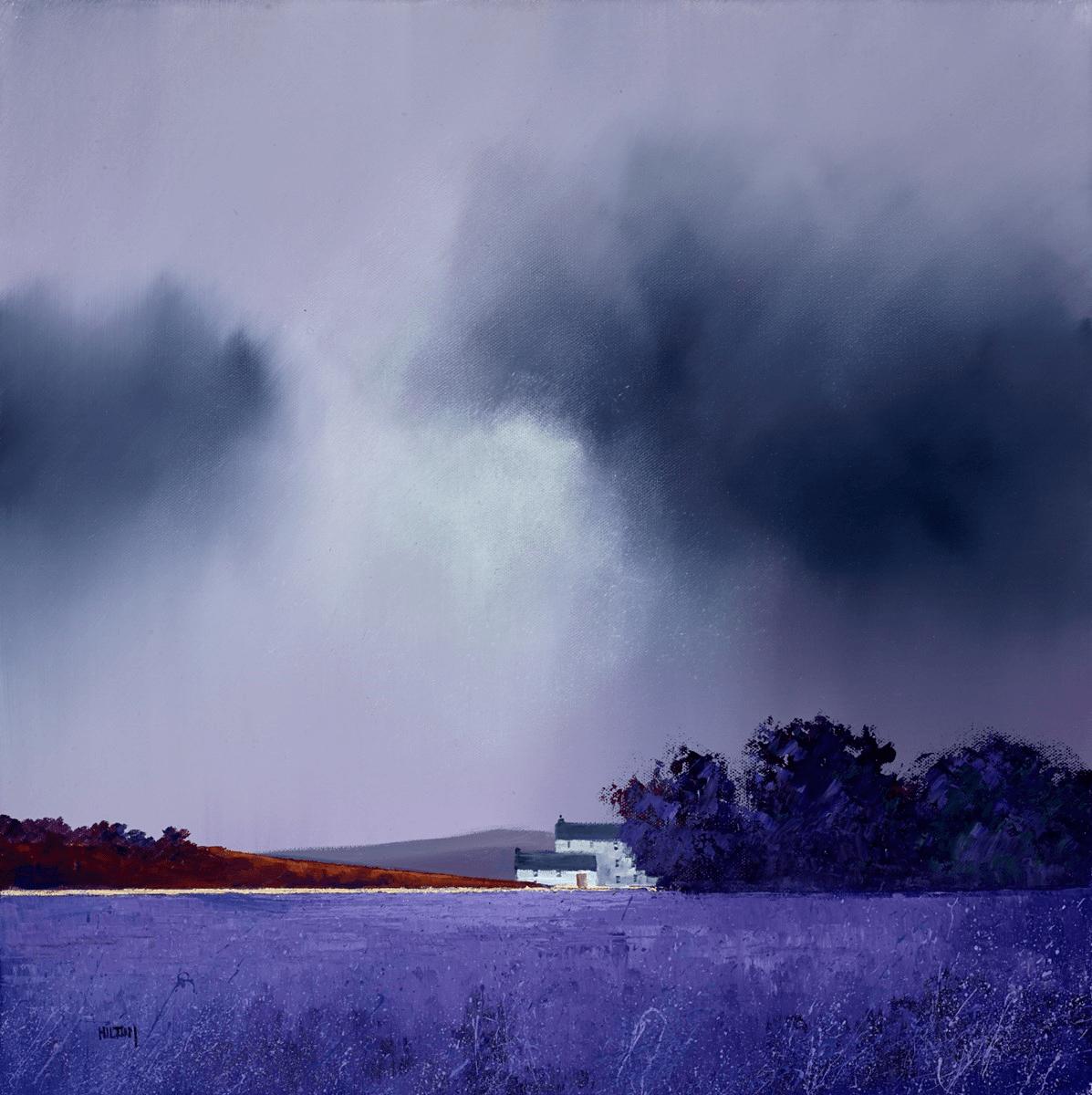 Lavender Storm ~ Barry Hilton