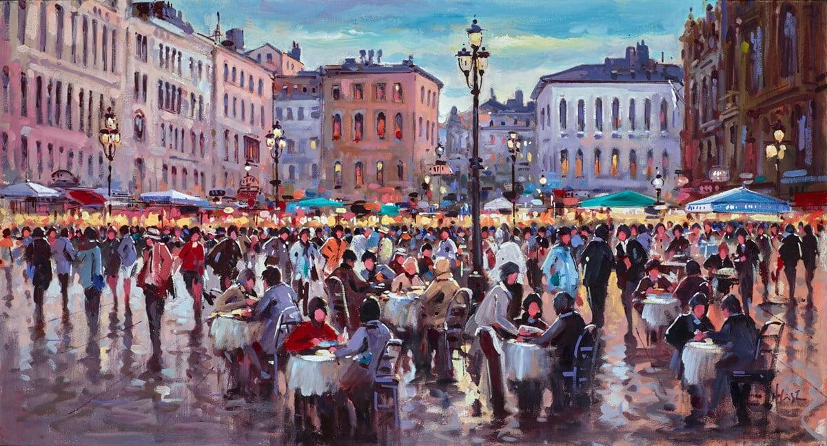 Lunch in Paris ~ Henderson Cisz