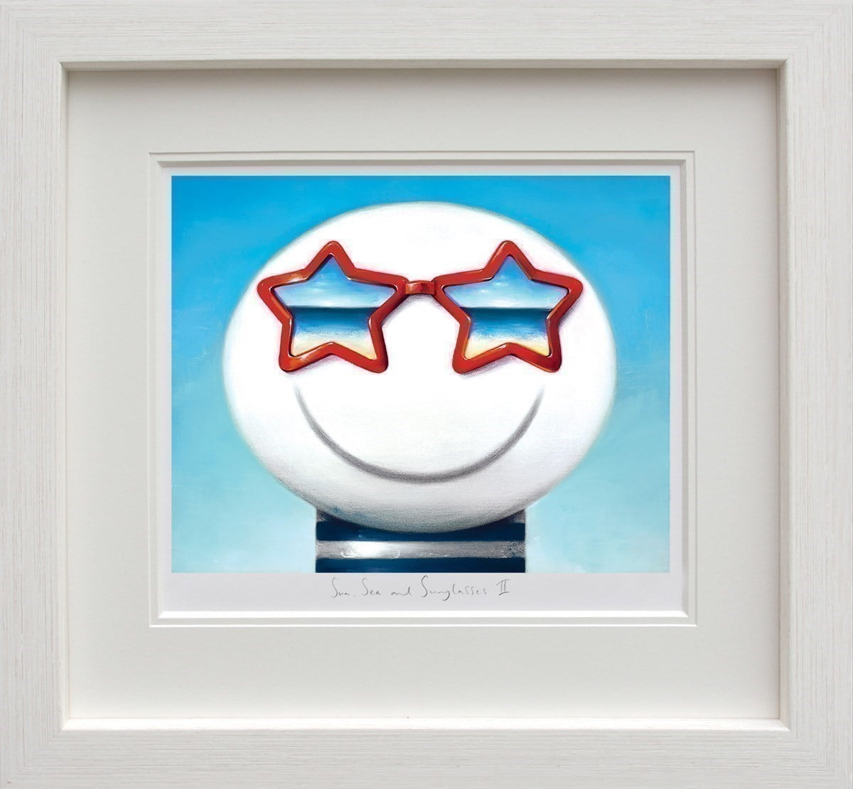 Sun Sea And Sunglasses II ~ Doug Hyde