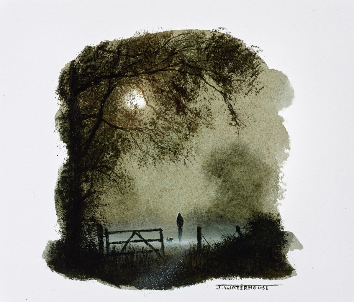 The Daydreamer Study ~ John Waterhouse