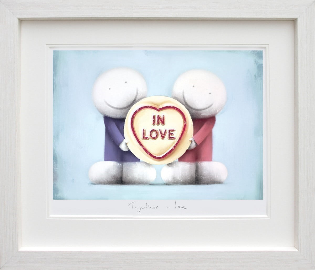 Together in Love ~ Doug Hyde