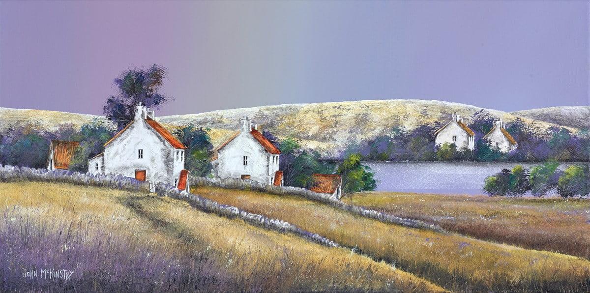 August Fields ~ John Mckinstry