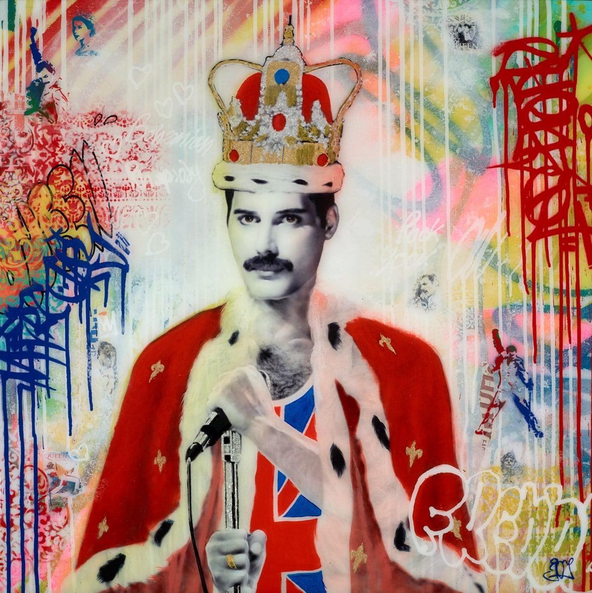 Freddie Mercury II ~ Srinjoy