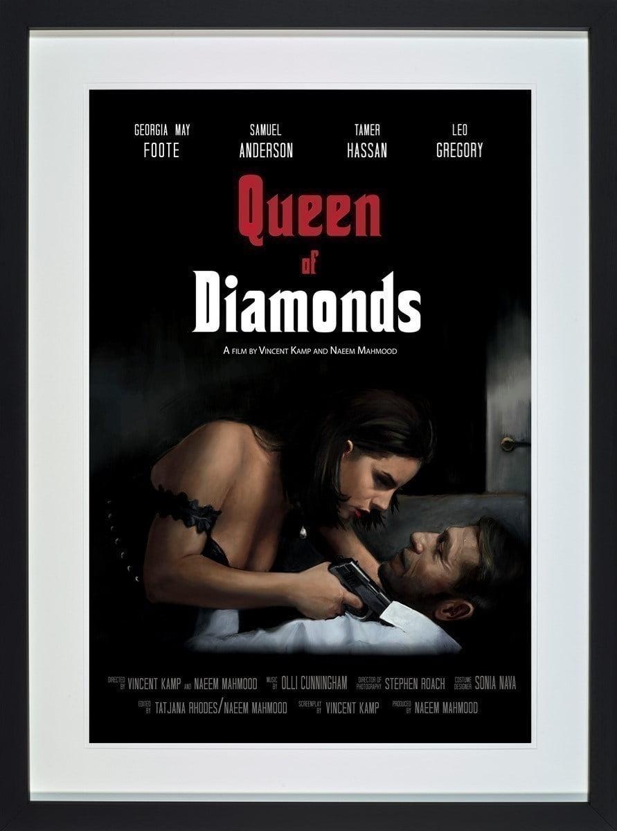 Queen of Diamonds ~ Vincent Kamp