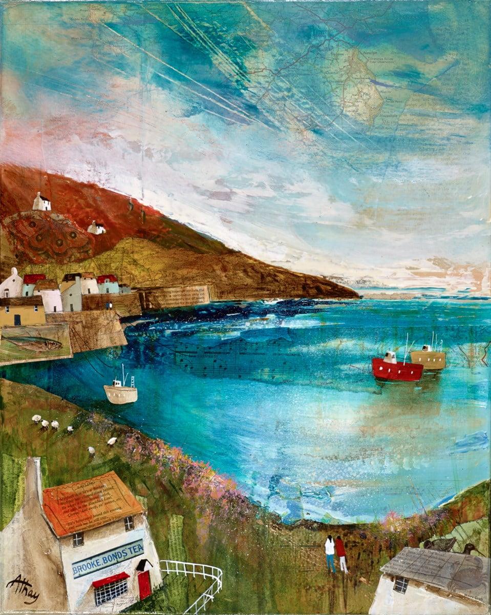 Sailing ~ Keith Athay