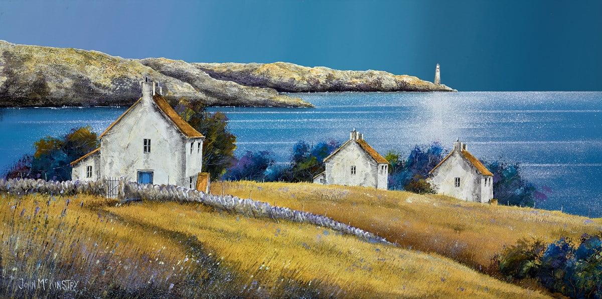 Summer Bay ~ John Mckinstry